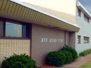 KVF Quad Building